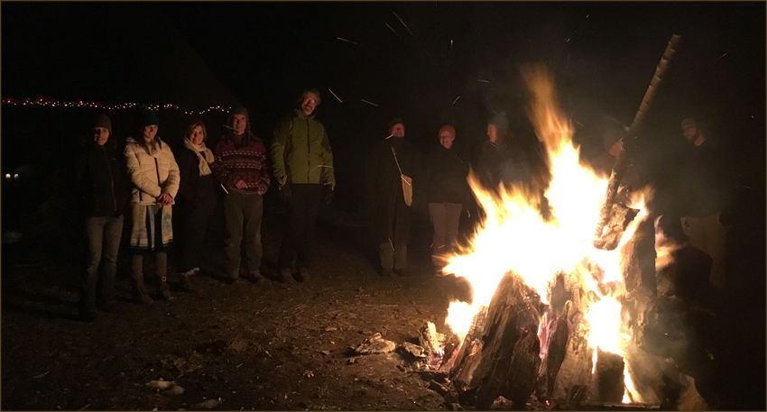 2018 Winter Solstice Ritual & Bonfire